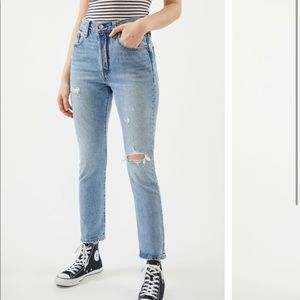 Levis 501 skinny jean - can't touch this